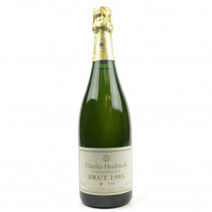 Charles Heidsieck L'Oenotheque Brut 1985 Vintage Champagne