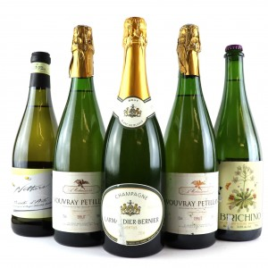 Assorted Sparkling Wines 5x75cl