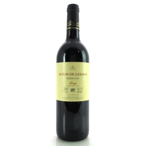 Senor De Lesmos 2001 Rioja Reserva