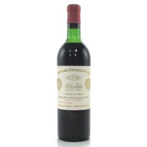 Ch. Cheval Blanc 1964 St-Emilion Grand Cru