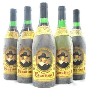 Faustino I 1981 Rioja Gran Reserva 5x75cl