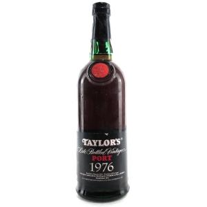 Taylor's 1976 LBV Port