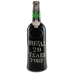 Noval 20 Year Old Tawny Port / Bottled 1971
