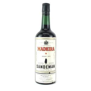 """Sandeman """"Medium Rich"""" NV Madeira"""