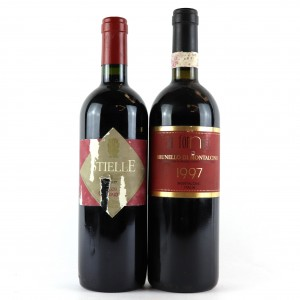 Assorted Tuscan Sangiovese 2x75cl​​​​​​​