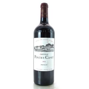 Ch. Pontet-Canet 2012 Pauillac 5eme-Cru