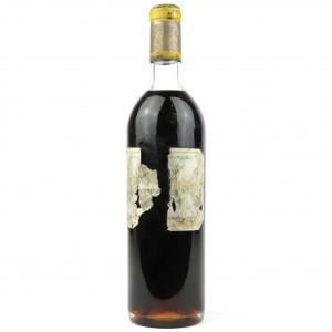 Ch. d'Yquem 1963 Sauternes 1er-Cru-Superior