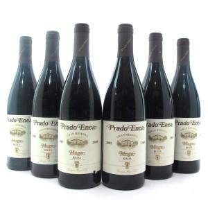 "Muga ""Prado Enea"" 2005 Rioja Gran Reserva 6x75cl / Original Wooden Case"