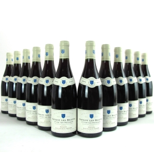 "Dom. J.J.Girard ""Les Peuillets"" 2001 Savigny-Les-Beaune 1er-Cru 12x75cl"
