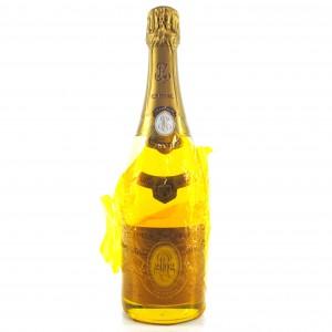"""Louis Roederer """"Cristal"""" 2002 Vintage Champagne"""