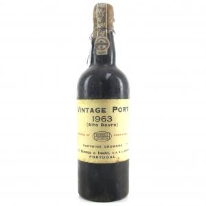 Borges & Irmao 1963 Vintage Port