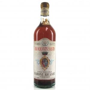 """Ricasoli """"Brolio"""" 1927 Vin Santo"""