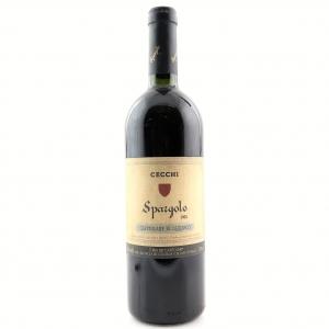 """Cecchi """"Spargolo"""" 1988 Tuscany"""