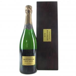 Bollinger R.D.1996 Vintage Champagne