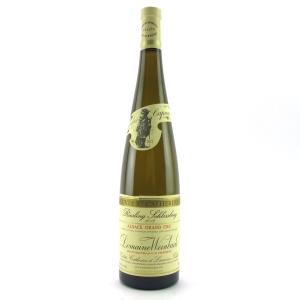 "Dom. Weinbach ""Cuvee Ste Catherine"" Riesling 2012 Alsace Grand Cru"