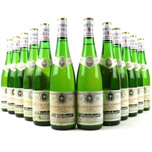 Deinhard Wehlener Sonnenuhr 1970 Mosel / 12 Bottles