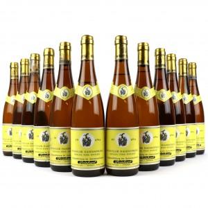 Deinhard Winkeler Hasensprung Riesling Spatlese 1969 Rheingau / 12 Bottles