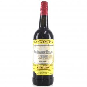 Gonzalez Byass Medium Dry Amontillado NV Sherry