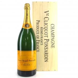 Veuve Clicquot Ponsardin Brut NV Champagne 3 Litres