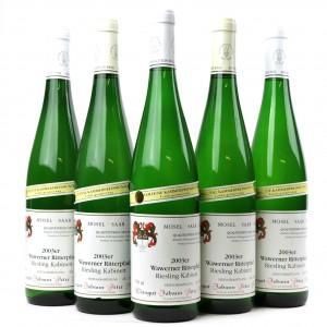 Reinert Wawerner Ritterpfad Riesling Kabinett 2003 Mosel 5x75cl