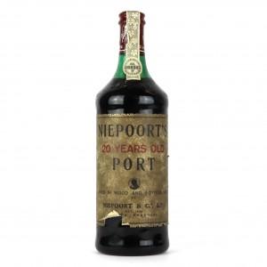 Niepoort 20 Year Old Tawny Port