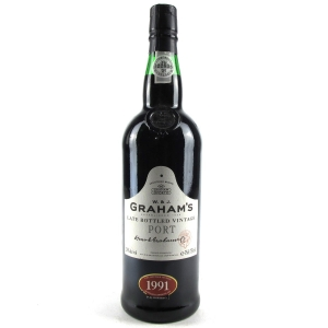 Graham's 1991 LBV Port