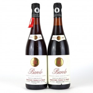 F.Paolo 1982 & 1985 Barolo 2x75cl