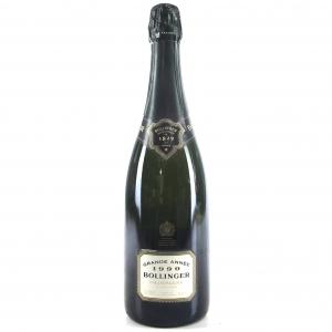 """Bollinger """"Grande Annee"""" 1990 Vintage Champagne"""