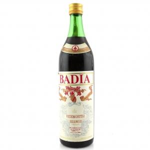 Badia Bianco Vermouth / Circa 1970s