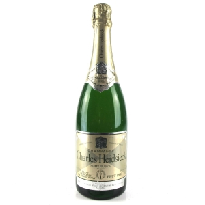 "Charles Heidsieck ""Blanc De Blancs"" 1981 Vintage Champagne"