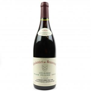 Coudoulet De Beaucastel 1998 Côtes-Du-Rhône
