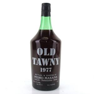 Masana 1977 Old Tawny Port 1 Litre