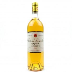 Ch. Lamothe-Guignard 1989 Sauternes 2eme-Cru