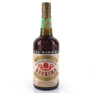 """Real Vinicola """"Lacrima"""" White Port"""
