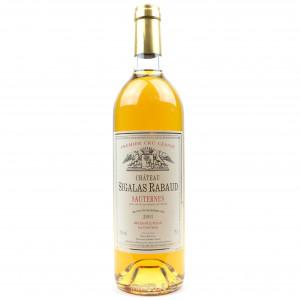 Ch. Sigalas-Rabaud 2001 Sauternes 1er-Cru