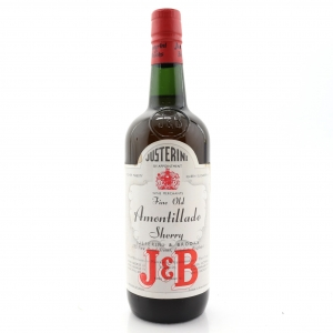 "Justerini & Brooks ""Fine Old"" Amontillado Sherry"