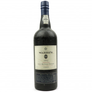 Warre's Traditional 1992 LBV Port