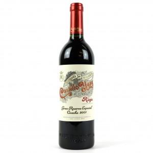 Marques De Murrieta Castillo Ygay 2001 Rioja Gran Reserva Especial
