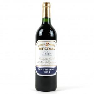 CVNE Imperial 2004 Rioja Gran Reserva
