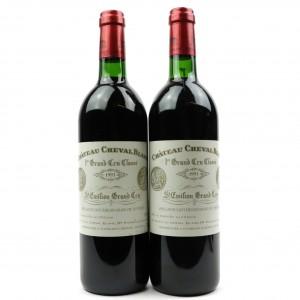 Ch. Cheval Blanc 1993 St-Emilion 1er-Grand Cru 2x75cl
