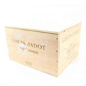 L.Jadot 2005 Chapelle-Chambertin Grand-Cru 6x75cl / Original Wooden Case