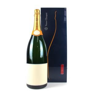 """Veuve Clicquot Ponsardin Brut NV Champagne 3 Litres / Maranello """"Inedita"""" Limited Release"""