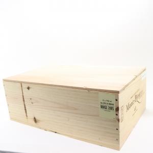 Ch. Mont-Perat 2005 Bordeaux 12x75cl / Original Wooden Case
