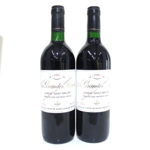 Les Grandes Lannes 1995 Lussac-Saint-Emilion 2x75cl