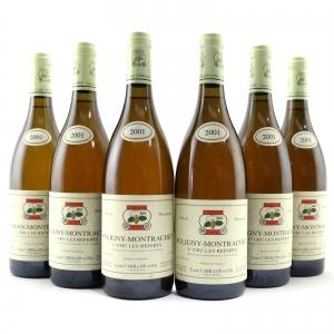 L.Carillon Les Referts 2001 Puligny-Montrachet 1er-Cru 6x75cl