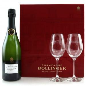 Bollinger Grande Annee 2007 Vintage Champagne Giftset