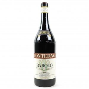Conterno 2003 Barolo 150cl