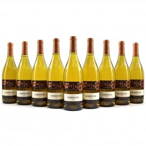Sebastiani Chardonnay 2005 Sonoma 9x75cl