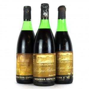 Viña PomalReserva Especial 1953 & 1964 Rioja Gran Reserva 3x75cl