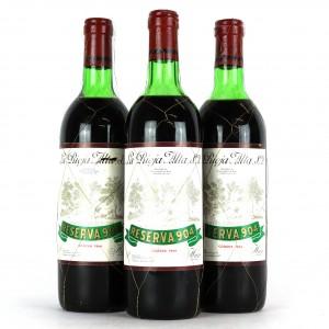 La Rioja Alta 904 1964 Rioja Gran Reserva 3x75cl